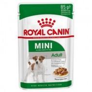 Hrana umeda pentru caini, Royal Canin, Mini Adult, 85G