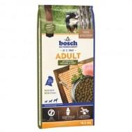 Hrana uscata pentru caini, Bosch, Adult Pasare Si Mei, 15Kg