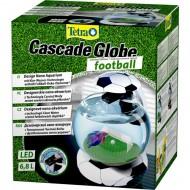 Acvariu bol, Tetra, Cascade Globe Football, 6.8 litri, alb