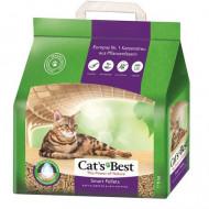 Asternut igienic pentru pisici, Cat's Best Smart Pellets, 5L, 2.5Kg