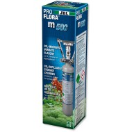 Butelie CO2, JBL ProFlora m500 Silver