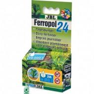 Fertilizator pentru plante acvariu, JBL Ferropol 24, 50 ml