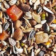 Hrana pentru pasari, Garvo, Meniu, Papagali Mari, Fruits & Nuts, 15 KG, 5318