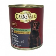 Hrana umeda pentru caini, Carnevale, Cal, Mango, Ulei Canepa, 800 G