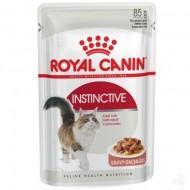 Hrana umeda pentru pisici, Royal Canin, Instinctive In Gravy, 85 g