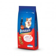 Hrana uscata pentru caini, Brekkies Excel Mix, Vita, 20 kg
