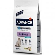 Hrana uscata pentru pisici, Advance Cat, Sterilized Hairball, 10 Kg
