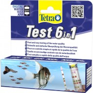 Teste apa acvariu, Tetra, Test 6 IN 1