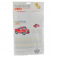 Camion carton pentru hamsteri, Hagen, Ovo 62750