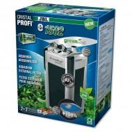 Filtru extern pentru acvariu, JBL, CristalProfi e1502 greenline, 200 - 700L