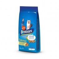 Hrana uscata pentru pisici Brekkies Excel Delice, Peste, 20 Kg