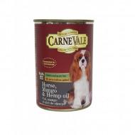 Hrana umeda pentru caini, Carnevale, Cal, Mango, Ulei Canepa, 400 G