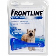 Antiparazitare Frontline Spot On Caine M
