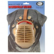 Botnita plastic pentru caini, Baskerville, NR.15