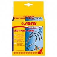 Cablu conectare LED, Sera, LED Triple Cable