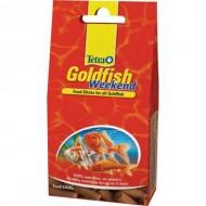 Hrana pentru pesti acvariu, Tetra, Goldfish Weekend, 10tb