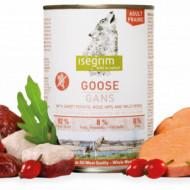 Hrana umeda pentru caini, Isegrim, Goose, 400 G