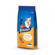 Hrana uscata pentru caini, Brekkies Excel, Miel & Orez, 20 kg
