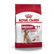 Hrana uscata pentru caini, Royal Canin, Medium Adult 7 Plus, 10 Kg