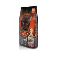 Hrana uscata pentru pisici, Leonardo, Adult Sensitive Rata, 7.5 Kg