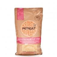 Hrana uscata pentru pisici, Petkult, Prebiotics Kitten 34/22 cu Miel si Pui, 7 Kg