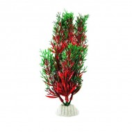 Plante plastic acvariu, Resun, Foxtail Red, 10 CM
