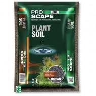 Substrat pentru acvariu, JBL ProScape PlantSoil Brown 3l