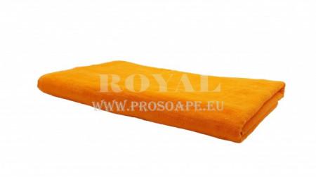 Poze Prosop Plaja Piscina Royal Portocaliu - 80X180cm