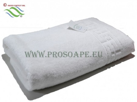Poze Set 18 Prosop SPA Lux Alb 550gr/mp