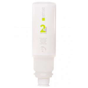 Dispenser 2 In 1 Gel Mixt 450 Ml - Sense - set 12 bucati