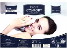 Pilota Pat Single 150x200cm Iarna Confort