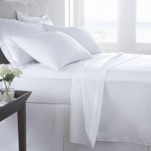 Set 10 Lenjerie Dubla Percale 120gr/mp
