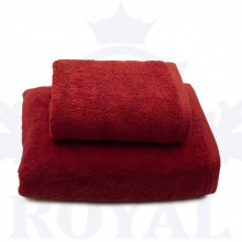 Set 2 Prosoape Royal Rosu 600gr/mp