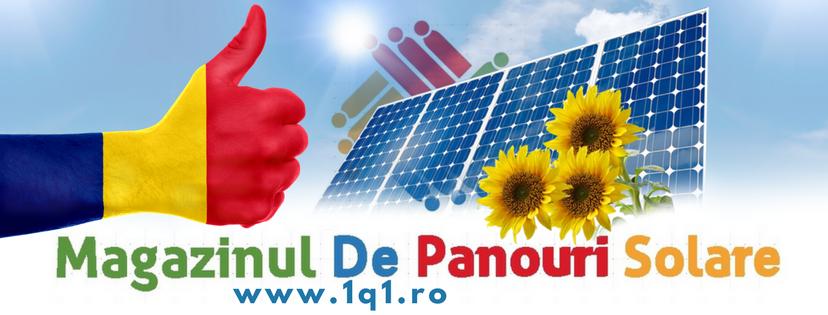Magazinul de panouri solare 1q1