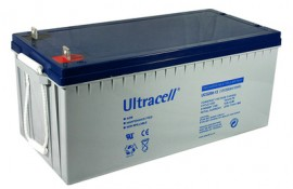 Baterie solara cu GEL Ultracell 12V 200Ah