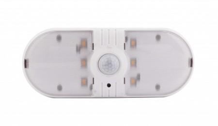 Corp de iluminat LED cu senzor lumina/persoane 6xLED Style Well