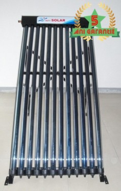 Panou solar cu 15 tuburi vidate Ruty