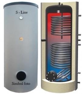Boiler Solar Bivalent 200 Litri S-line