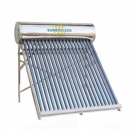 Panou solar PRESURIZAT 200L Boiler INOX cu 20 tuburi HP SUNERGIZER