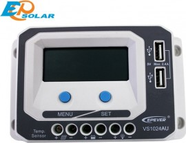Poze Regulator de incarcare solar EPSolar VS1024AU 12-24V 10A