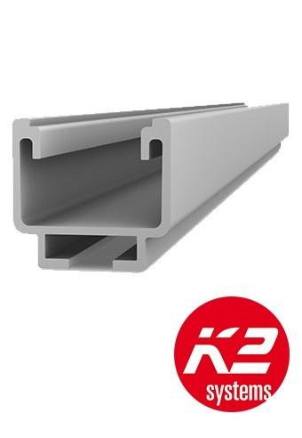 Sina profil aluminiu 4.4 ml montaj K2 Systems SolidRail UltraLight 32
