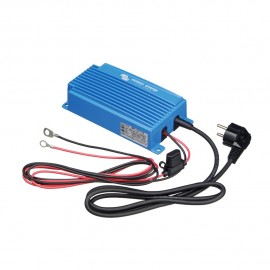 INCARCATOR BLUEPOWER CHARGER IP65 12V 10A CU CONECTORI DC