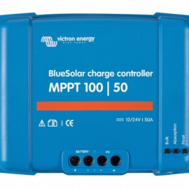 REGULATOR VICTRON ENERGY BLUESOLAR MPPT 100/50