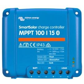 REGULATOR VICTRON ENERGY SMART SOLAR MPPT 100/15