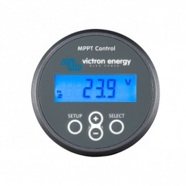 Monitor Victron Energy MPPT – control