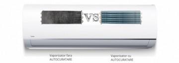 AC Pompa de caldura aer aer Midea BLANC R32 24000 BTU WiFi