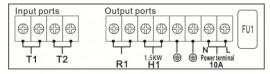 Controler panou solar automatizare SR 609C pentru sistem solar presurizat compact