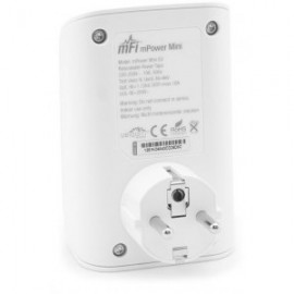 Poze Priza Wireless Ubiquiti mFI mPower mini 1 x Socket EU Alba