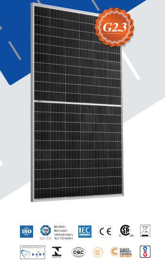 Risen Solar RSM120-6-330M 330 W PERC Half-Cut Cell Panou fotovoltaic monocristalin
