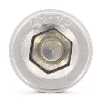 SURUB CAP HEXAGONAL INOX M8X25/25 SCHAFER PETERS GMBH DIN 912 A2